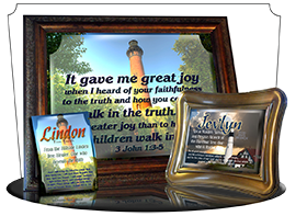 MU-LH37, Music Box with personalized name meaning & Bible verse, , personalized, lighthouse light jevlyn
