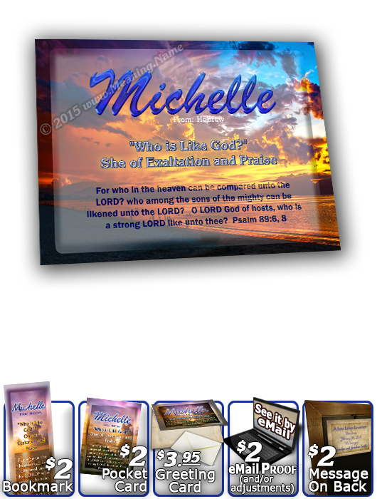 8x10-SS05, personalized 10x12 name meaning print, framed with  name meaning & Bible verse, , personalized, blue purple sunset