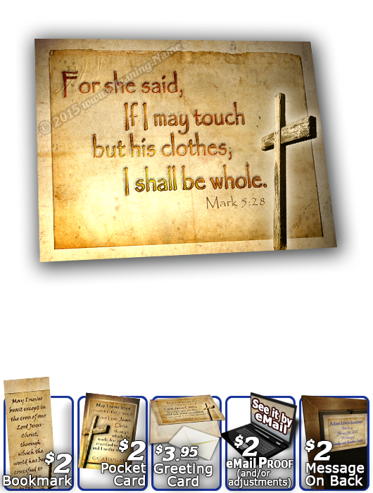 SG-8x10-SY42, Large 10x12 Plaque with Custom Bible Verse, personalized, old rugged cross parchment  Jesus Yeshua, Galatians 6:14.